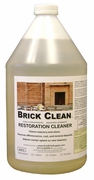 Brick cleaning chemicals