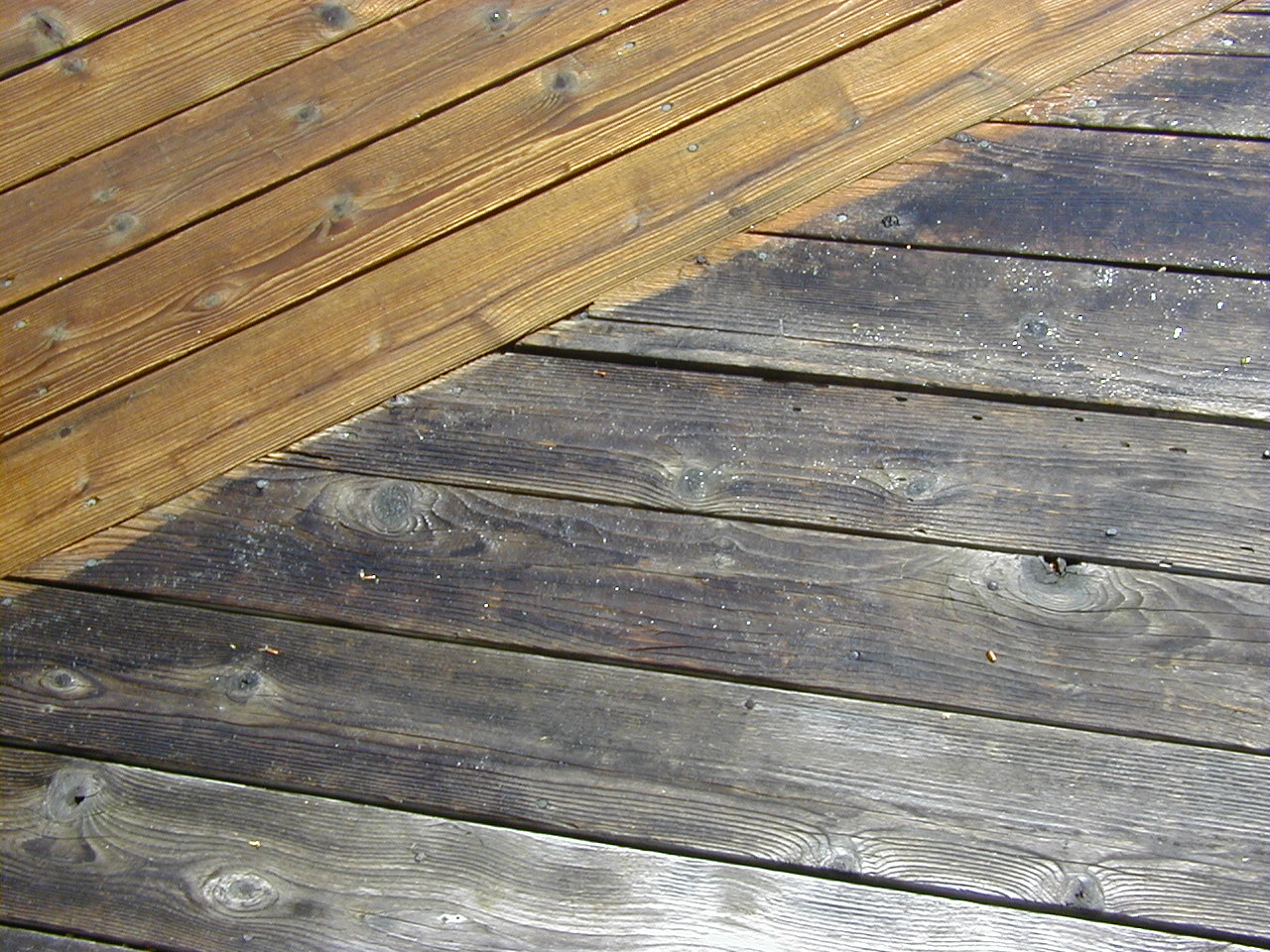Professional grade deck cleaning chemicals